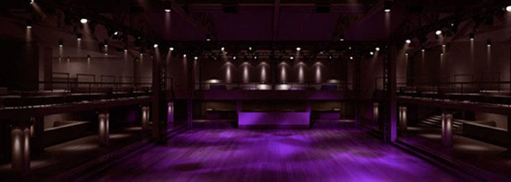 Solução Acústica para Casa de Shows