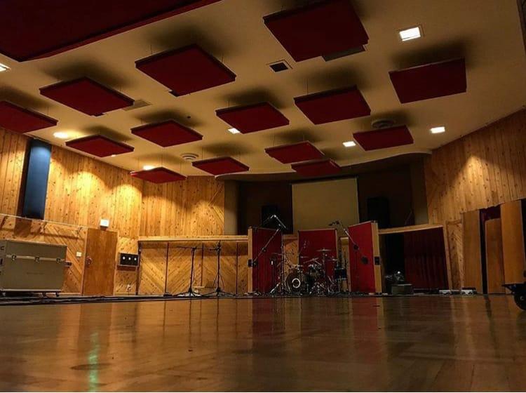 Solução Acústica para Estúdio - Painel Acústico
